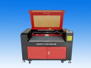 CNC Laser SPL 6090 - Lakshmi International