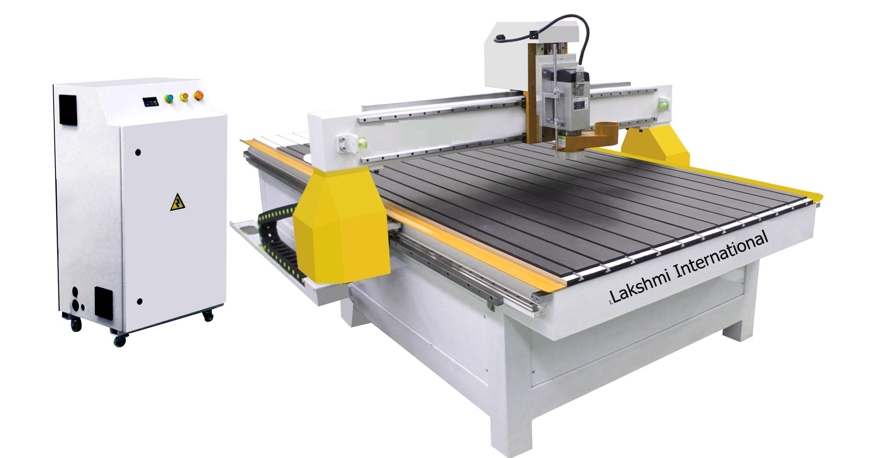 CNC Router SP1530 - Lakshmi International