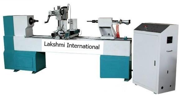 CNC-wood-lathe-Lakshmi International cnc