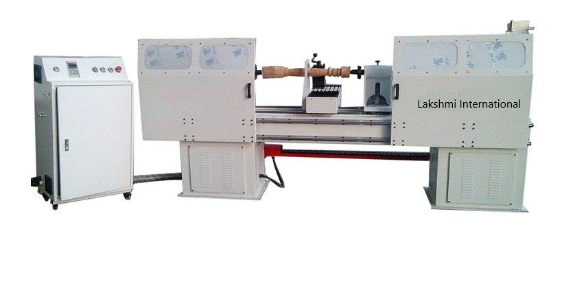 CNC Wood Lathe - lakshmi International